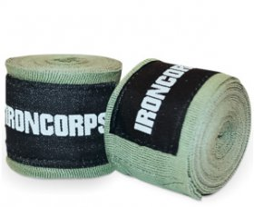 500cm Elastic Cotton Boxing Hand Wraps