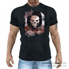 DEMOSAPIEN Unisex Gym Tee/ MMA Tee/ Martial Arts Tee/ Casual T-Shirt