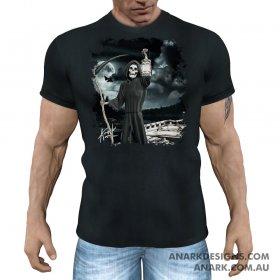 """""""FERRYMAN"""" Gym Tee/ Casual T-Shirt"""