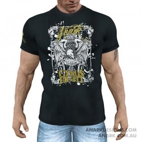 FORTITUDE Gym Tee/ Martial Arts Tee/ Casual T-Shirt