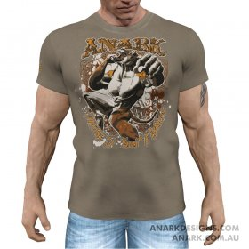 Muay Thai Fight Tee