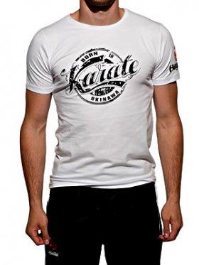 """Karate T-Shirt HAYASHI """"Okinawa"""""""