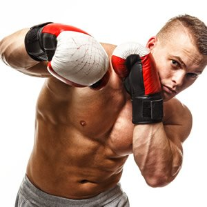 Weight Training for Boxers and Martial Artists