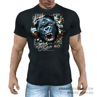 """BEAST MODE"" Gym Tee/ Martial Arts Tee/ Casual T-Shirt"