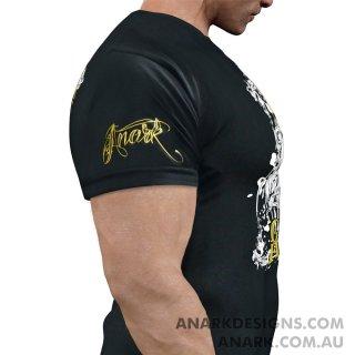 """FORTITUDE"" Gym T-Shirt"