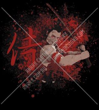 DRAGONSLAYER Samurai MMA Tee
