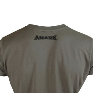 ANARK® Muscle Cut Army Green T-Shirt