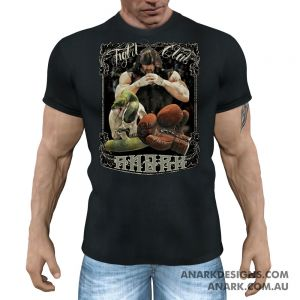 """""""FIGHT CLUB"""" Gym Tee/ Martial Arts Tee/ Casual T-Shirt"""