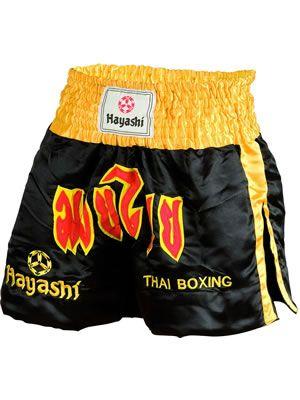 Hayashi Thai Shorts (Polyester Satin)
