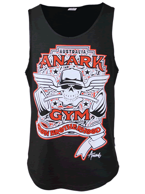 Classic Cut Men's Gym Singlet