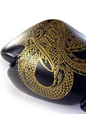 Muay Thai Boxing Training Gloves - Thai Legend