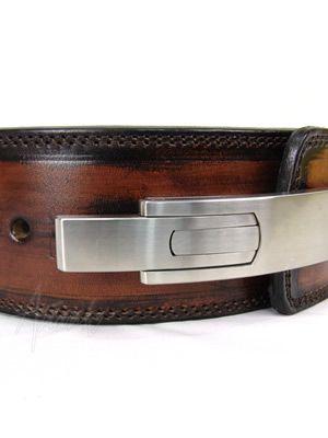Leather Power Belt