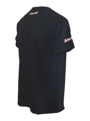 Iron Brotherhood Relaxed Fit Men's Gym T-Shirt - Black