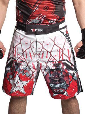 """MMA Shorts """"Samurai B"""""""