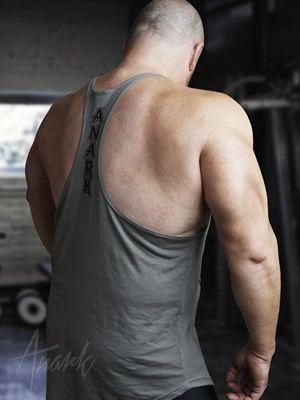 Men's Gym Singlet