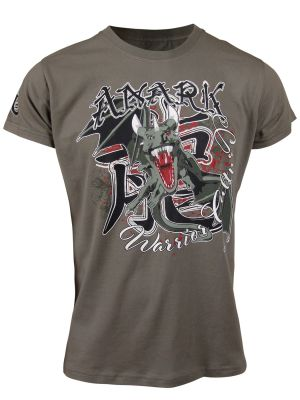 Gym T-Shirt/ Martial Arts Shirt