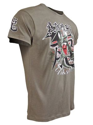 Barbarian Fight Tee (WARRIOR CULTURE)