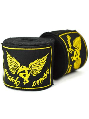 400cm Elastic Cotton Boxing Hand Wraps
